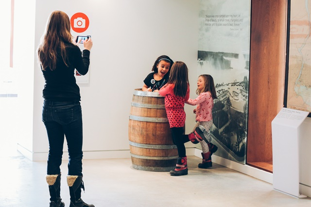 Children having a barrel of fun during Family Day, sharing with friends Photo Credit: Young Glass Photography
