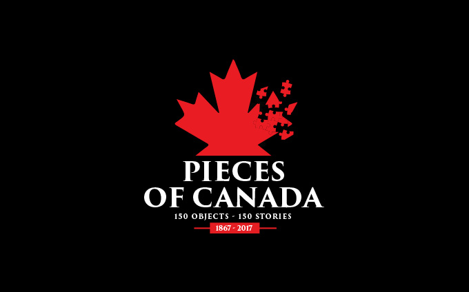 Pieces of Canada - the exhibition