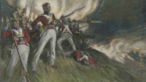 Explore the war of 1812 in Niagara Falls